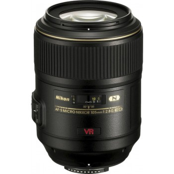NIKON AF-S 105mm f/2.8 G VR IF ED Micro