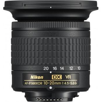 NIKON AF-P 10-20mm f/4.5-5.6G VR DX
