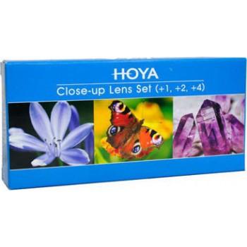 HOYA CLOSE UP SET (+1+2+4) HMC 58mm Φιλτρα Close up Set