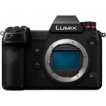Panasonic Lumix DC-S1 Full Frame DC-S1E-K + Panasonic V-Log
