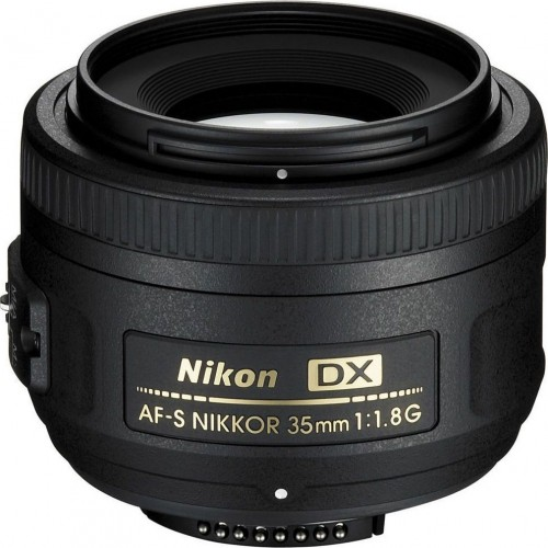 NIKON AF-S 35mm f/1,8 G .