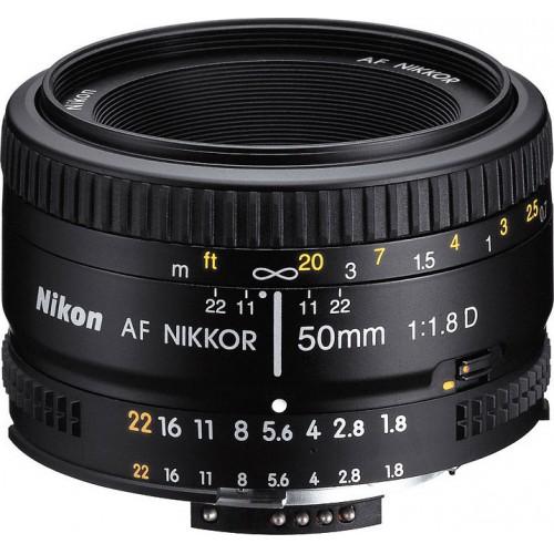 NIKON AF 50mm f 1.8D Φακοι Nikon