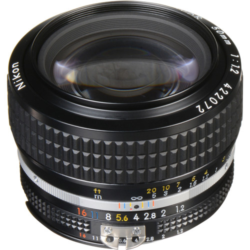 Nikon 50mm f/1.2 Φακοι Nikon