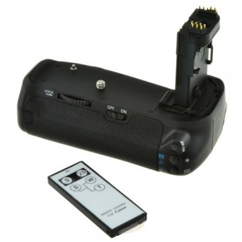 Jupio Battery Grip for Canon EOS 70D (with RC) BATTERY GRIP MHXAΝΩΝ