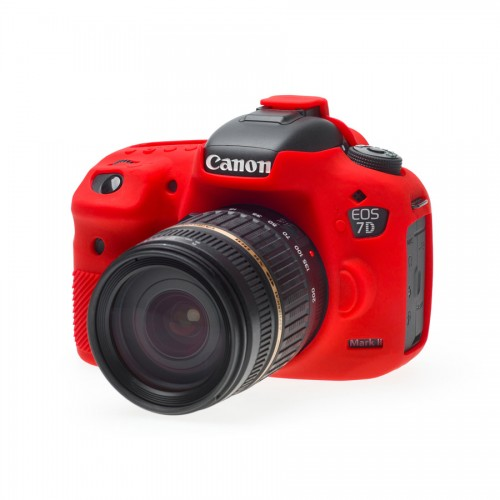 EASYCOVER CAMERA CASE FOR CANON 7D Mark II Red EASY COVER ΘΗΚΕΣ DSLR