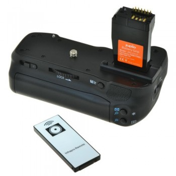 JUPIO BATTERY GRIP FOR CANON 760D/750D/IX8/T6S/T6I BATTERY GRIP MHXAΝΩΝ