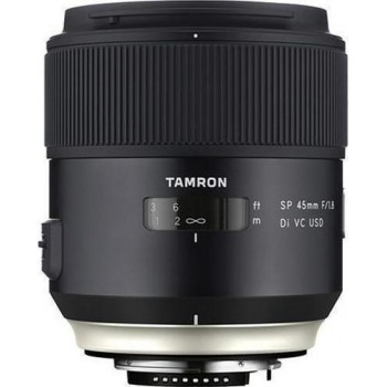 TAMRON SP 45mm F1.8 VC USD NIKON Φακοι Tamron