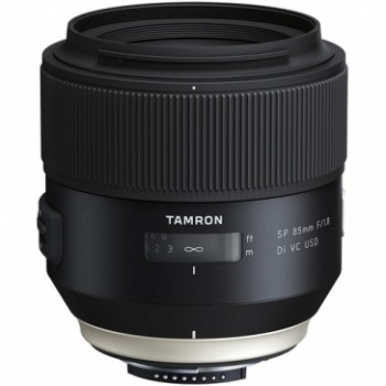 TAMRON SP 85mm f/1.8 DI VC USD CANON Φακοι Tamron