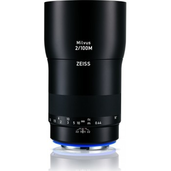 ZEISS MILVUS 100mm F2 For Canon Φακοι Zeiss
