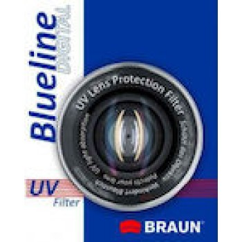 Braun BlueLine UV 52mm Φιλτρα UV