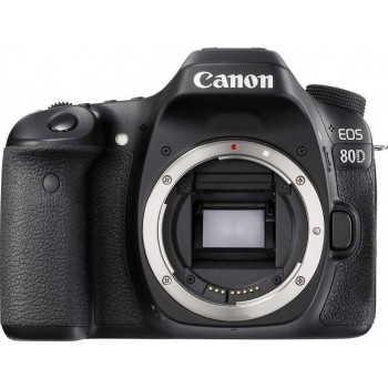 CANON EOS 80D BODY .ΜΕ 12 ΑΤΟΚΕΣ ΔΟΣΕΙΣ