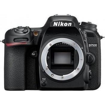 NIKON  D7500 BLACK