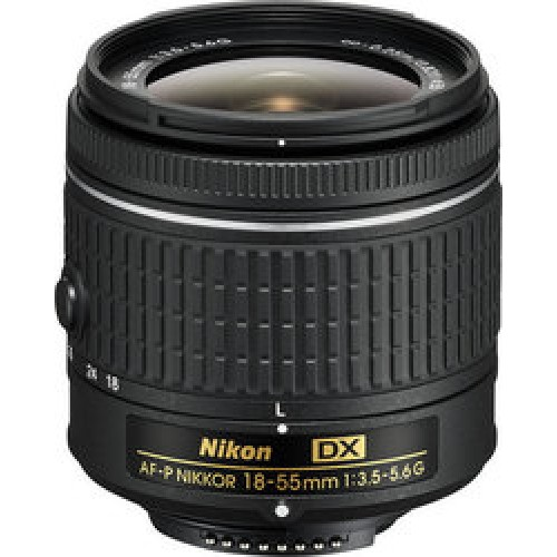 NIKON AF-P 18-55mm f/3.5-5.6 DX G Φακοι Nikon