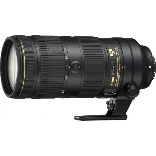 NIKON AF-S 70-200mm f/2.8G  FL ED VR