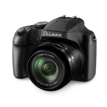 Panasonic Lumix DMC-FZ82 Black Compact Panasonic