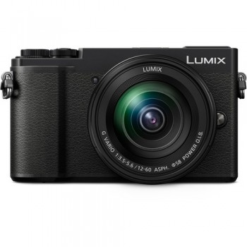 Panasonic Lumix GX9 Black +12-60 f/3.5-5.6 Asph. Power O.I.S