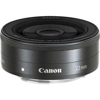 CANON EF-M 22 F2 STM
