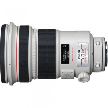 CANON EF 200MM F2 L iS USM