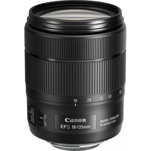 CANON EF-S 18-135MM F3.5-5.6 IS USM NANO (USED)