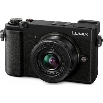 Panasonic Lumix DC-GX9 Black + 12-32mm LUMIX F3.5-5.6 Lens Kit