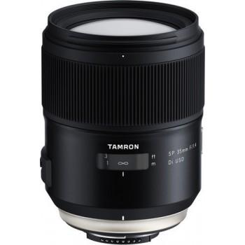 TAMRON SP 35MM  F1.4 Di USD CANON