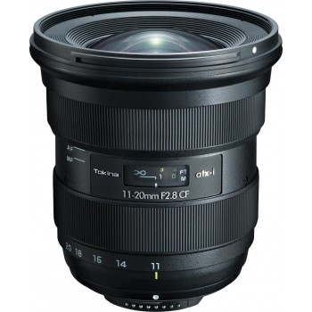 TOKINA AT-X 11-20 MM F2.8 CF FOR CANON NEW