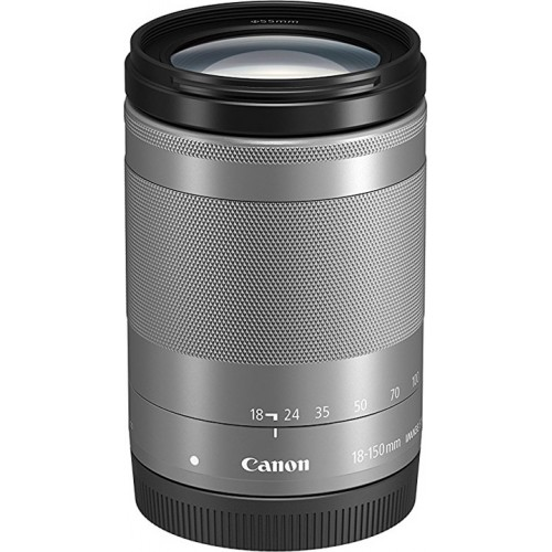 CANON EF-M 18-150MM F3.5-6.3 IS STM SILVER
