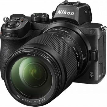 NIKON Z5 CAMERA +Z 24-200MM F4-6.3 VR. ΜΕ CASHBACK 300 ΕΥΡΩ