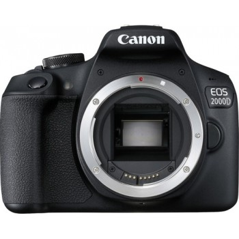 CANON EOS 2000D BODY .ΜΕ 12 ΑΤΟΚΕΣ ΔΟΣΕΙΣ