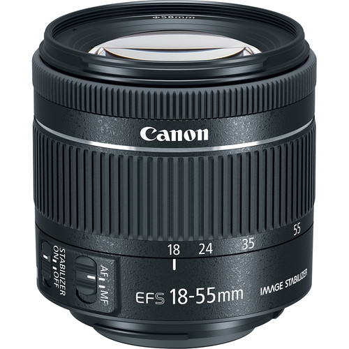 CANON EF-S 18-55MM F 4-5.6 IS STM (BULK)