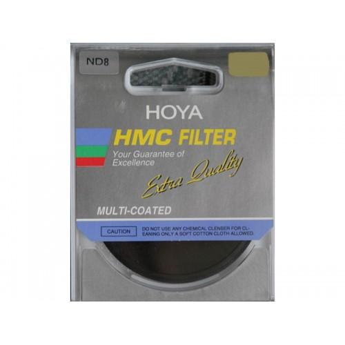 Hoya ND8 HMC 37mm for 3 stop