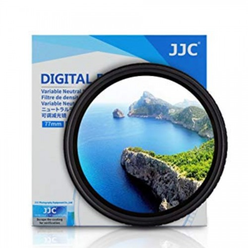 JJC F-NDV Series Variable Neutral Density Filter size 55mm