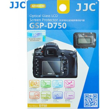 JJC GSP-D750 Optical Glass LCD Screen Protector for Nikon D750
