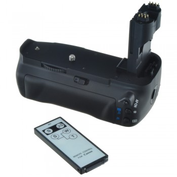Jupio Battery Grip for Canon 7D(with RC) BATTERY GRIP MHXAΝΩΝ