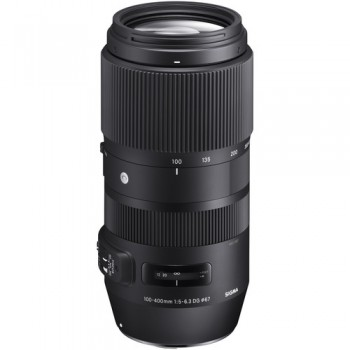 SIGMA 100-400mm f/5-6.3 DG OS HSM Contemporary FOR CANON Φακοι Sigma