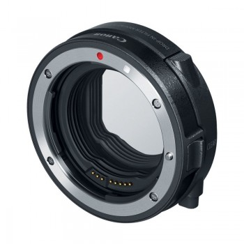CANON  EF-EOS R MOUNT AdAPTER  WITH VARIO -ND FILTER