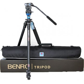 BENRO A1573FS2 Tripod with Video head S2 ΤΡΙΠΟΔΑ BENRO