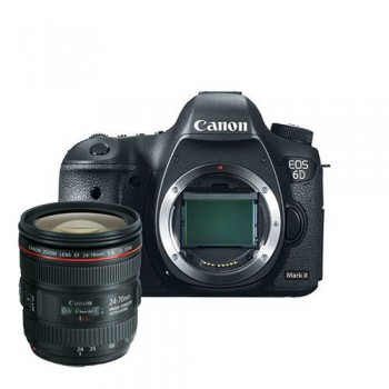 CANON EOS 6DMKII +CANON EF 24-70F4 L IS .ΜΕ 24 ΑΤΟΚΕΣ ΔΟΣΕΙΣ