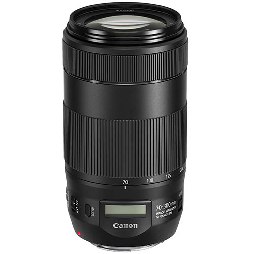 CANON EF 70-300MM F4.0-5.6 IS II USM Φακοι Canon