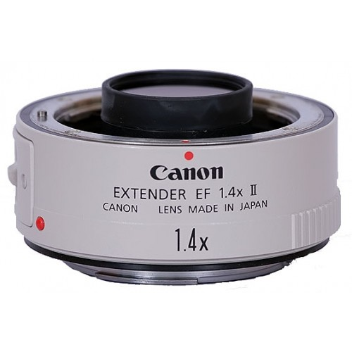 CANON EXTENDER EF 1.4x II (USED)