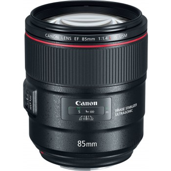 CANON EF 85MM F1.4 L IS USM Φακοι Canon