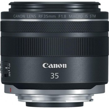 CANON RF-35F1.8 IS MACRO STM