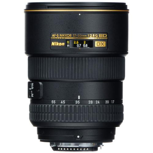 NIKON AF-S 17-55mm f/2.8G ED-IF DX Φακοι Nikon