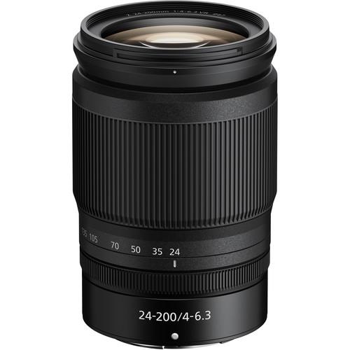 NIKON Z 24-200MM F4-6.3 VR .MΕ CASHBACK 200 ΕΥΡΩ