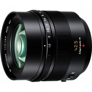 Panasonic Leica DG Nocticron 42.5mm f1.2 ASPH/POWER O.I.S. Black Φακοι Panasonic