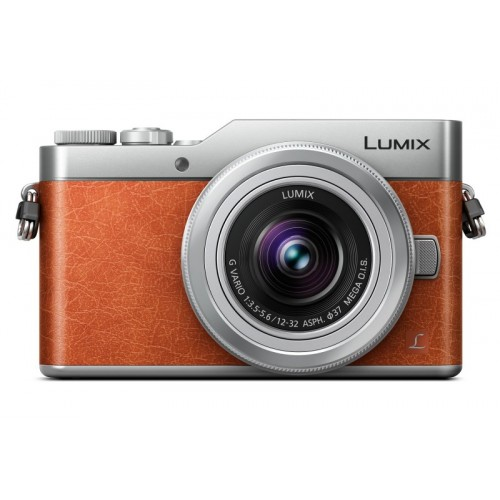 Panasonic Lumix DC-GX800 +12-32mm (Orange) Mirrorless Panasonic
