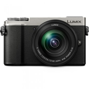 Panasonic Lumix GX9 Silver +12-60 f/3.5-5.6 Asph. Power O.I.S
