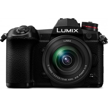 Panasonic Lumix DC-G9 + 12-60mm f3.5-5.6