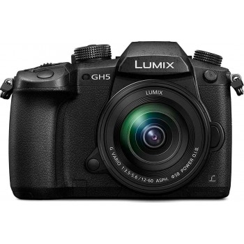 Panasonic Lumix GH5 + Panasonic 12-60mm 12-60 F/3.5-5.6 Asph Power 0.I.S