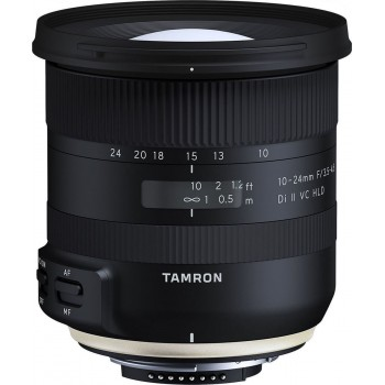 TAMRON 10-24ΜΜ F3,5-4,5 DI II VC HLD FOR CANON